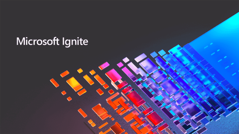 Microsoft Ignite 2020 logo
